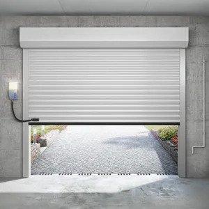Réparation porte de garage