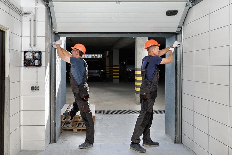 depannage porte de garage