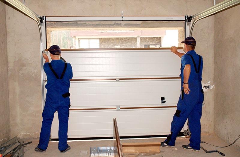 reparateur porte de garage et portail